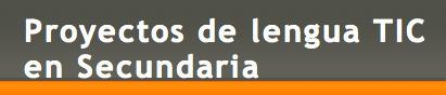 Lengua y TIC en la Secun. | Maestr@s y redes de aprendizajes | Scoop.it