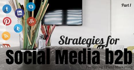 Social Media Marketing per il b2b | Pardgroup Blog | Social media culture | Scoop.it
