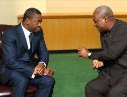 TOGO : Faure Gnassingbé à John Mahama | Actualités Afrique | Scoop.it