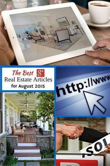Top Google Plus Real Estate Posts August 2015 | Real Estate | Scoop.it