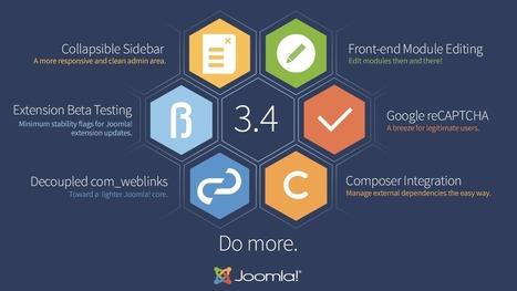 Joomla! 3.4.6 est disponible ! Mise à jour de sécurité critique | Tout l'univers Joomla et Wordpress | Scoop.it