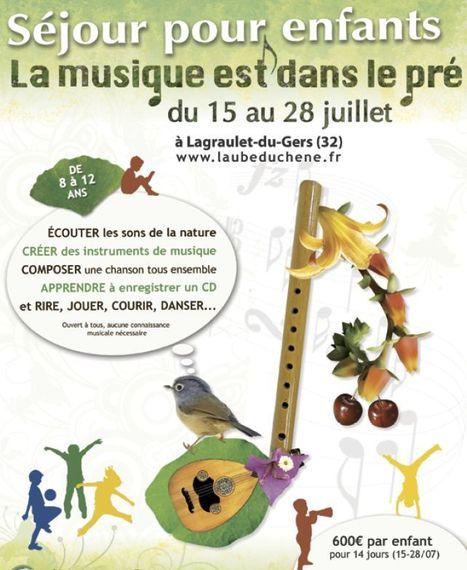 L'Aube du chêne prépare son prochain séjour pour enfants ! | | Terroir | Scoop.it