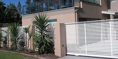 Aluminium Designer Gates | Aluminum Pool Fences | Scoop.it