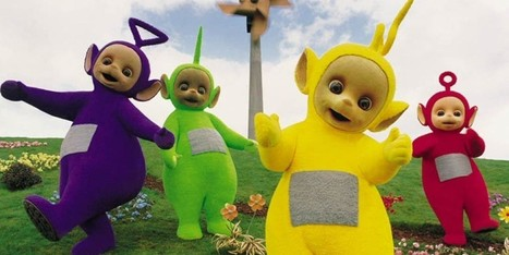The 'Teletubbies' Are Making A Psychedelic Comeback | Troy West's Radio Show Prep | Scoop.it
