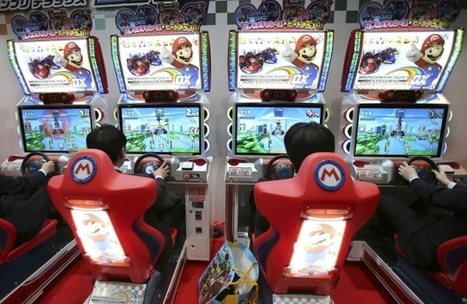 Playing video games collaboratively, competitively can boost learning: NYU Study | NDTV Gadgets | :: The 4th Era :: | Scoop.it