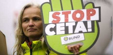 Osons dire NON au CETA pour inventer les accords commerciaux du futur | TRANSITURUM | Scoop.it