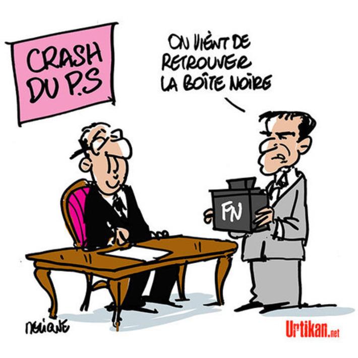 Le Parti Socialiste en déroute | Baie d'humour | Scoop.it