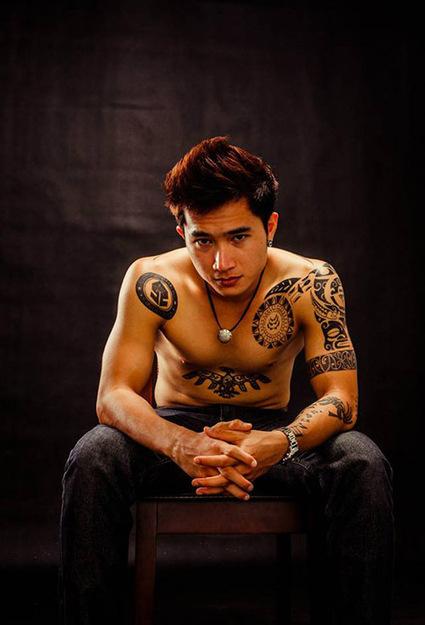 Hình xăm tattoo đẹp của hot boy đẹp trai nhóm nhảy BigToe | anhdanh_90 | Scoop.it