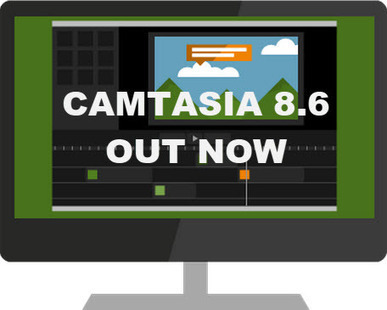 Camtasia 8.6 Minor release out now - Camtasia Guide | Camtasia | Scoop.it