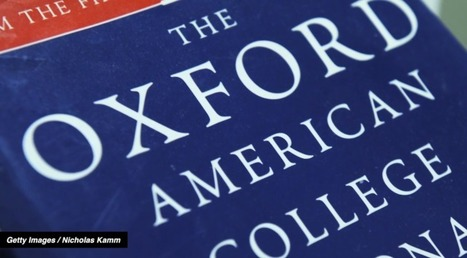 Oxford Dictionaries Adds 'Fat-Shame,' 'Butthurt,' 'Redditor' | Public Relations & Social Media Insight | Scoop.it