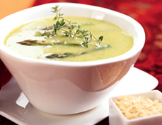 Creamy Asparagus Soup - Dr. Mark Hyman | Healthy Recipes and Tips for Healthy Living | Scoop.it