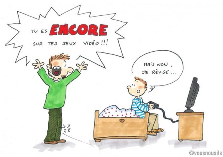 Numérique en classe : même à la maison, les élèves jouent le jeu ! | TIC et TICE mais... en français | Scoop.it