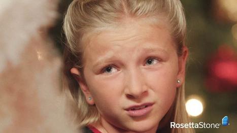 Rosetta Stone 2011 Christmas Campaign - 800 Kamerman HD   Reality show production company   Scoop.it