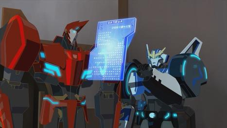 Machinima constructs Transformers series - TBI Vision | Magnum Machinima | Scoop.it