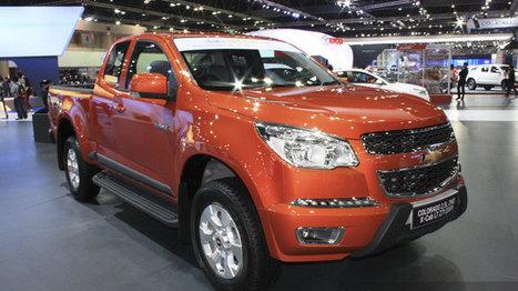 Chevrolet Colorado phiên bản đặc biệt ra mắt | Tin tức ô tô xe máy | Scoop.it