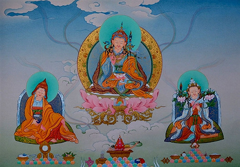 Secret Teachings of Padmasambhava | promienie | Scoop.it