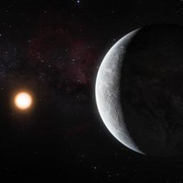 Scoperto un nuovo pianeta simile alla Terra a 36 anni luce da noi | Planets, Stars, rockets and Space | Scoop.it