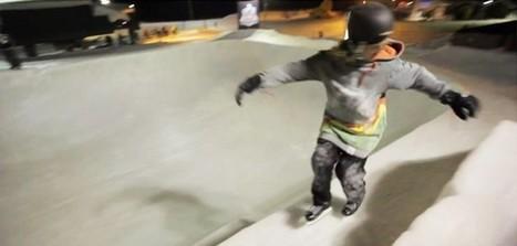 DU PATIN À GLACE DANS UN ICEPARK ? | The Rider Post, l'actu des sports extrêmes | Just riding & Having fun ! | Scoop.it