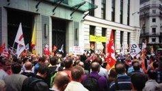 Paris : les salariés d'Euriware manifestent devant le siège d'Areva - France 3 | Euriware | Scoop.it