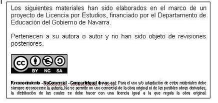 UUDD Matemáticas 1º ESO. Iosu Osta | MatemáTICas en Secundaria | Scoop.it