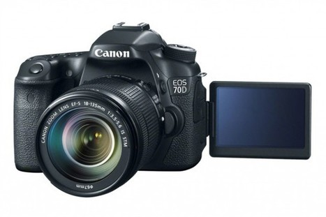 New Video Clips Demonstrate Canon 70D Dual Pixel AF Effectiveness | Photography | Scoop.it