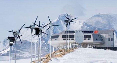 Sigfox lance sa fondation et connecte... l'Antarctique | Infos sur les fonds de dotation | Scoop.it