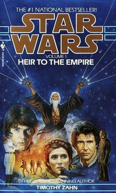 Top 10 Most Significant Star Wars Tie-In Novels | Science Fiction & Fantasy Geekness | Scoop.it