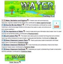 March 22 - 10 Resources for World Water Day | Teaching News | my teach resources | Scoop.it