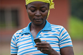 CRS World Report: Using Cell Phones to Build Resilience to Poverty   Information Technology   Scoop.it