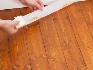 [#TUTO #DIY] Appliquer une lasure sur un parquet, un meuble ou d'autres éléments | Best of coin des bricoleurs | Scoop.it