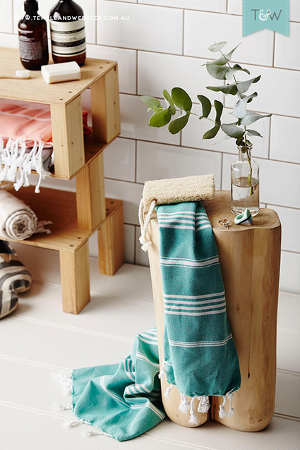 Why every home needs Turkish towels   Turkish Peshtemal Towels   Scoop.it