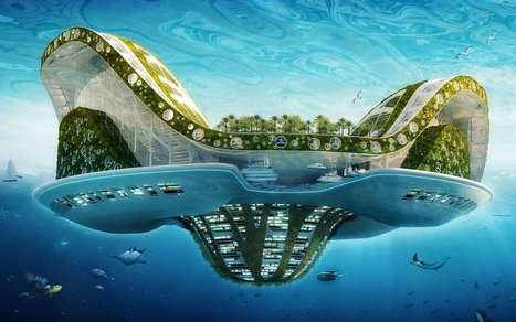 Dossier spécial : à quoi ressemblera la ville du futur ? | Les malls & autres grands projets | Scoop.it