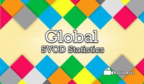 Global SVOD (Subscription Video on Demand) Statistics | Video Marketing | Scoop.it