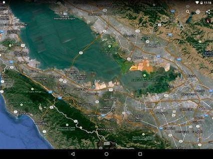 Google Earth para Android te permite ver ciudades en 3D - Europa Press   rutavirtual-edu   Scoop.it