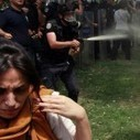 Woman in Red Photo Becomes Powerful Symbol of Protests in Turkey | Trending News Stories | Scoop.it