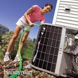 Clean Your Air Conditioner Condenser Unit | Air Conditioning Repair Paradise Valley | Scoop.it