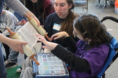 February: Jewish Disability Awareness Month - PrAACtical AAC | Communication and Autism | Scoop.it