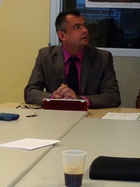 Twitter / anthony_t7: Conférence de presse avec ...   Jérôme Sturla, un maire connecté avec sa ville   Scoop.it