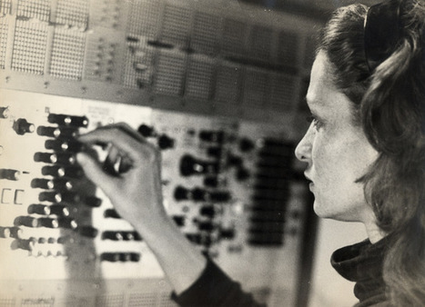 40 Years Of Women In Electronic Music | metrobodilypassages | Scoop.it