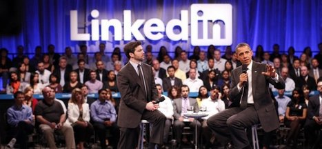 What to Do With All Those Random LinkedIn Invites | WorkLife | Scoop.it