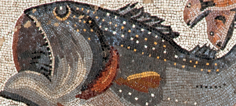 Predators and Prey: A Roman Mosaic from Lod, Israel | Archaeology News | Scoop.it