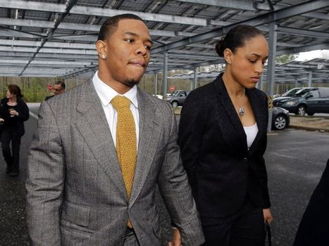 Ray Rice Cut by Ravens After Video of Elevator Punch - ABC News   CLOVER ENTERPRISES ''THE ENTERTAINMENT OF CHOICE''   Scoop.it