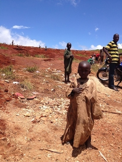 ECOCIDE: how blue sapphire mining destroys the future of Mambilla Plateau - Climate Reporters   Mambila   Scoop.it