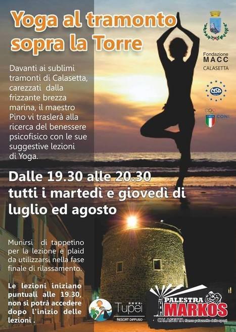 piedenero alcontecavour: Yoga in Calasetta | alConteCavour | Scoop.it