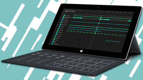 "Microsoft Announces Surface Music Cover For ""Aspiring DJs"" 