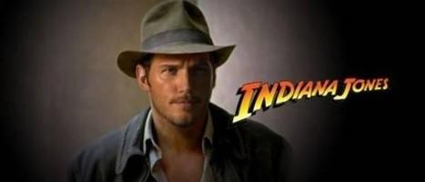 Spielberg souhaite réaliser Indiana Jones 5, avec Chris Pratt dans le rôle principal | Art et Culture, musique, cinéma, littérature, mode, sport, danse | Scoop.it