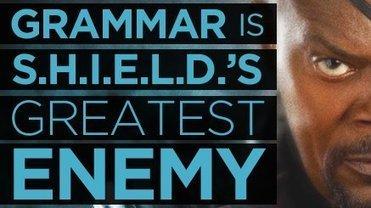 Grammar is S.H.I.E.L.D.'s Greatest Enemy | IELTS throughout the Net | Scoop.it