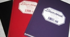 Writing Ideas: Using Sketchbooks for Journal Writing and Brainstorming | Journal For You! | Scoop.it