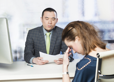 Job Interview Tips: Top 10 Don'ts | Adecco in the Know | Job Interviewing advice | Scoop.it